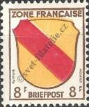 Stamp The French occupation zone of Germany Catalog number: 4