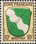 Stamp The French occupation zone of Germany Catalog number: 5