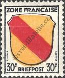 Stamp The French occupation zone of Germany Catalog number: 10