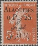 Stamp Alawite State Catalog number: 2