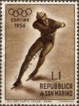 Stamp San Marino Catalog number: 535
