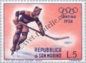Stamp San Marino Catalog number: 539