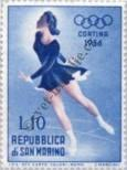 Stamp San Marino Catalog number: 540
