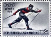 Stamp San Marino Catalog number: 541