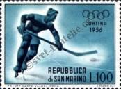 Stamp San Marino Catalog number: 543