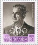 Stamp San Marino Catalog number: 612