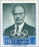 Stamp San Marino Catalog number: 613