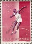 Stamp San Marino Catalog number: 645