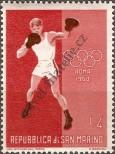 Stamp San Marino Catalog number: 648