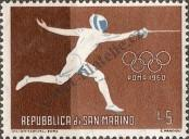 Stamp San Marino Catalog number: 649