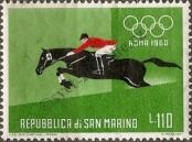Stamp San Marino Catalog number: 654