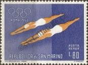 Stamp San Marino Catalog number: 657