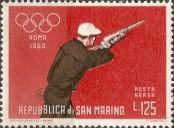 Stamp San Marino Catalog number: 658