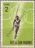 Stamp San Marino Catalog number: 783
