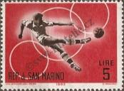 Stamp San Marino Catalog number: 786