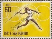Stamp San Marino Catalog number: 789