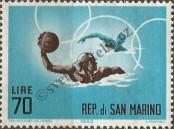 Stamp San Marino Catalog number: 790