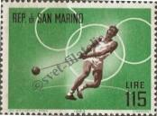 Stamp San Marino Catalog number: 791