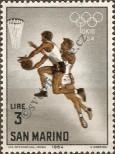 Stamp San Marino Catalog number: 804