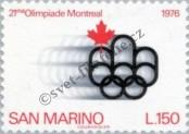 Stamp San Marino Catalog number: 1118