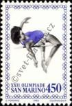 Stamp San Marino Catalog number: 1218