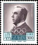 Stamp San Marino Catalog number: 1291