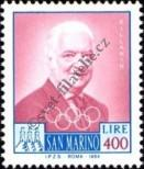 Stamp San Marino Catalog number: 1292