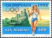 Stamp San Marino Catalog number: 1475