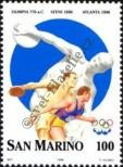 Stamp San Marino Catalog number: 1640
