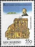Stamp San Marino Catalog number: 1387