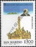 Stamp San Marino Catalog number: 1389