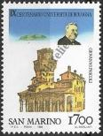Stamp San Marino Catalog number: 1390