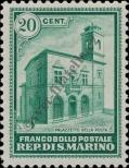 Stamp San Marino Catalog number: 175