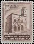 Stamp San Marino Catalog number: 178
