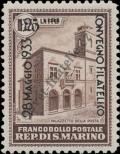 Stamp San Marino Catalog number: 201