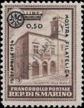 Stamp San Marino Catalog number: 203