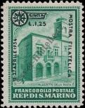 Stamp San Marino Catalog number: 205