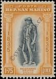 Stamp San Marino Catalog number: 226