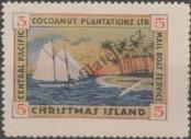 Stamp Kiritimati (Christmas Island) Catalog number: 1
