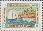Stamp Kiritimati (Christmas Island) Catalog number: 2