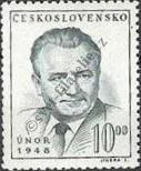 Stamp Czechoslovakia Catalog number: 565