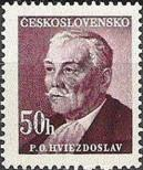 Stamp Czechoslovakia Catalog number: 566