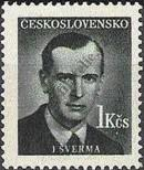 Stamp Czechoslovakia Catalog number: 568