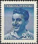 Stamp Czechoslovakia Catalog number: 569