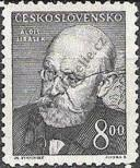 Stamp Czechoslovakia Catalog number: 571