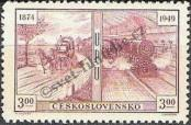Stamp Czechoslovakia Catalog number: 572