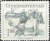 Stamp Czechoslovakia Catalog number: 575