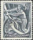 Stamp Czechoslovakia Catalog number: 577