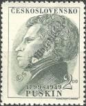 Stamp Czechoslovakia Catalog number: 580