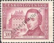 Stamp Czechoslovakia Catalog number: 581